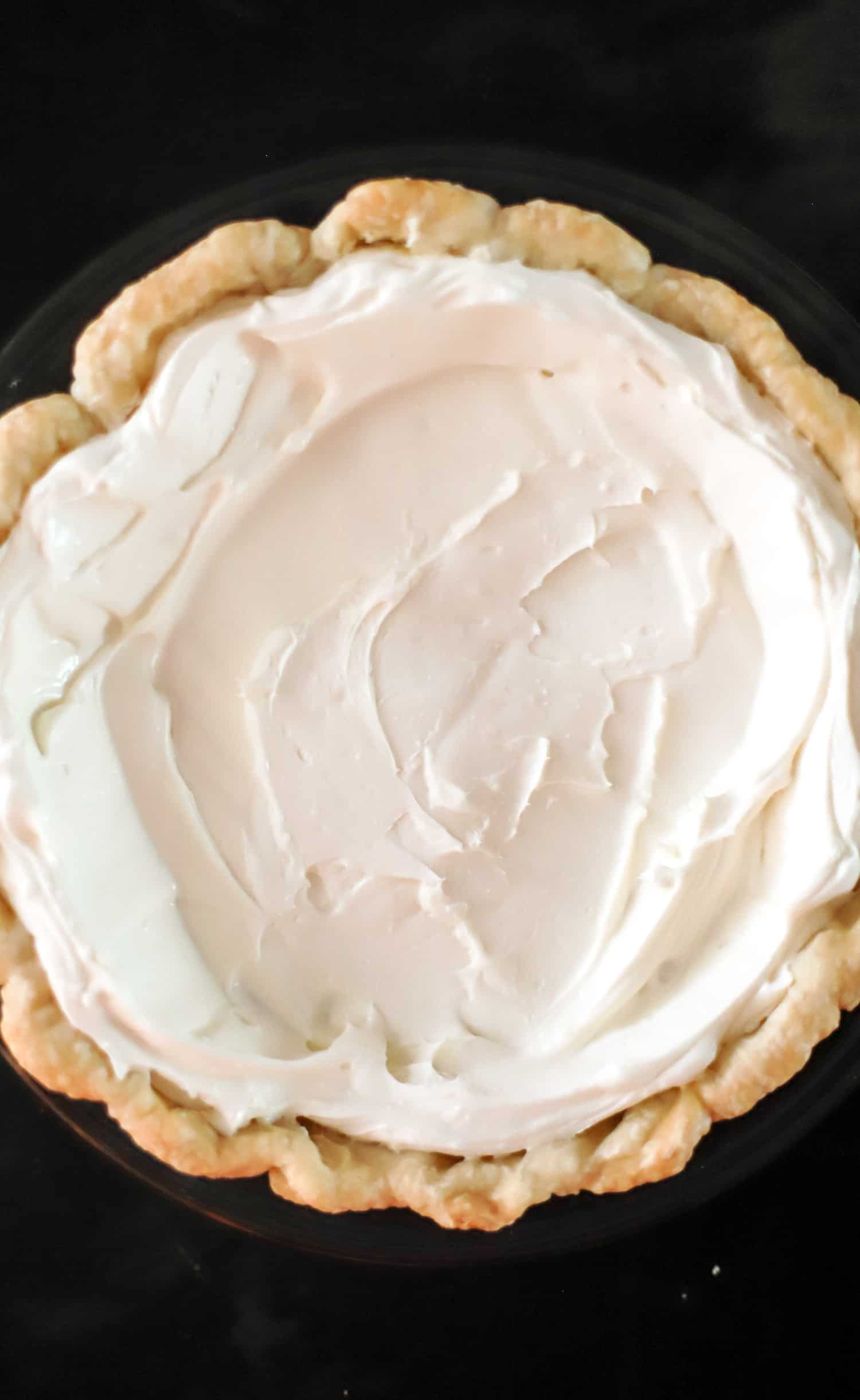 cream cheese filling for strawberry pie in crust